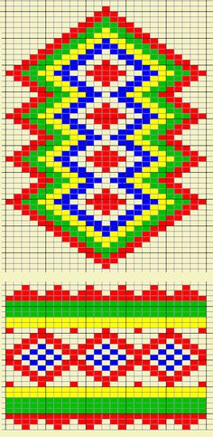 Ravelry: Lapin Lapaset pattern by Mary Olki Knitted Mittens Pattern, Knit Mittens, Knitting Socks, Knit Socks, Crochet Shell Stitch, Knit Crochet, Knitting Charts, Knitting Patterns, Knitting Ideas