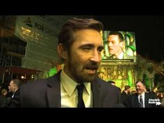Sweet interview with Lee Pace at The Hobbit: The Battle of the Five Armies World Premiere, London 12/1/14.  Nice close ups!