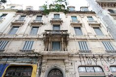 Then and Now: Hotel Central at Sao Joao Avenue