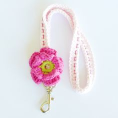 Melinda - I saw this and thought of you and all the amazing things you crochet! Knit Or Crochet, Crochet Gifts, Crochet Stitches, Crochet Patterns, Crochet Belt, Crochet Lanyard, Crochet Keychain, Yarn Projects, Crochet Projects