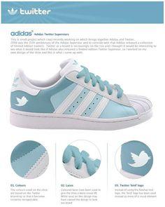 Adidas Twitter Superstars