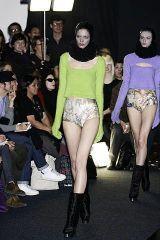 Junko Shimada Fall 2009 Ready-to-wear Collection