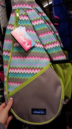 Cute new style KAVU ROPE BAG! Must have for Spring!