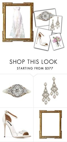 """""""Outfit # 4507"""" by miriam83 ❤ liked on Polyvore featuring Miguel Ases and Dolce&Gabbana"""