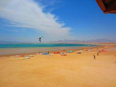 Soma Bay, Egypt. #kiteboarding
