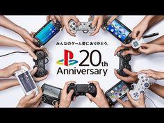 Playstation 20 Year Anniversary