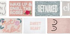 Cute bath mat list updated April 2021. In the morning when you're making your first cup of coffee, is there a certain mug you always reach for? Sure, it's just a mug – but something about that particular mug makes it more special than the rest. Perhaps it has a... #bathmat #bathroom #bathroomdecor Cute Bath Mats, Bath Mat Sets, Pastel Living Room, Pumpkin Vase, Outdoor Table Settings, White Shower, Fall Pillows, Kids Decor, Home Decor