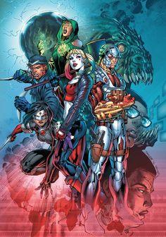 Suicide Squad Rebirth Comic Issue 1