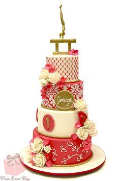 Gymanstic Themed Birthday Cake » Birthday Cakes