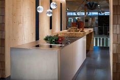 Exklusive Design Edelstahl Arbeitsplatten | BLANCO