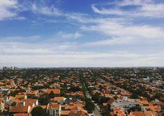 Vista panorámica desde la torre tanque #mardelplata #turisteando #costa #argentina #MDP #torre