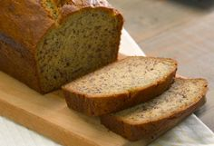 This recipe will show you how to make delicious banana bread.