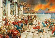 La Pintura y la Guerra. Sursumkorda in memoriam Ancient Rome, Ancient History, Rome Antique, Roman Britain, Roman Legion, Roman Soldiers, Roman History, Roman Art, Vignettes