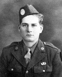 Rudolph r dittrich paratrooper 101st airborne 506th regiment e