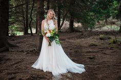 Mountainside Golden Hour Styled Shoot | East Fork, NC