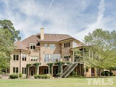 Country Manor On 6+ Acres In Raleigh. Moving To Raleigh, NC? Contact
