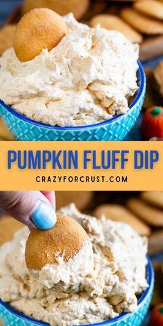 Pumpkin Fluff Dip Pumpkin Fluff Dip, No Bake Pumpkin Pie, Easy Pumpkin Pie, Pumpkin Pie Recipes, Baked Pumpkin, Fall Recipes, Dip Recipes, Holiday Recipes, Dessert Dips