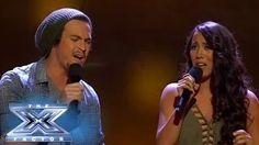 "Alex & Sierra Share The ""Love"" - THE X FACTOR USA 2013 - YouTube"