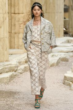 Chanel Spring/Summer 2018 Resort ... #fashion #Chanel