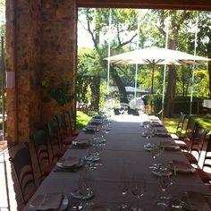 Casament celebrat a CalaMaria cap de setmana 29/30/09/12 #boda #casament #km0 #slowfood #girona