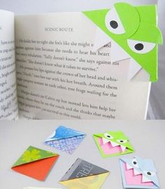 DIY Book Marks