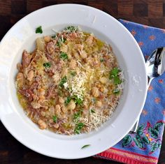 Many slow cooker recipes are bait-and-switch. The dream is to fill a slow cooker with ingredients, turn it on, and hours later have a delicious meal. But so often you have to brown this and sauté that before you begin. Not so with this recipe. The idea for this soup came from an incredible meal...Read More »