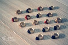 Anelli #pautyjewels #handmade #lovewood Su Etsy!! https://www.etsy.com/it/search?q=pautyjewels&ship_to=IT