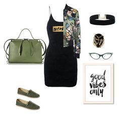 """""""Untitled #60"""" by borabor ❤ liked on Polyvore featuring Alexander Wang, Dsquared2, Havaianas, Jil Sander and Rosantica"""