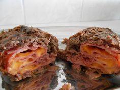 Rocambole de carne moída Dukan - confira a receita!
