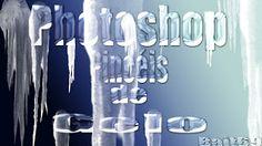 Photoshop - Pincéis (Brushes) de Gelo | Bait69blogspot
