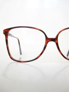 1970s Oversized Glasses Tortoiseshell Wayfarer Indie Hipster Chic Amber Brown 70s Womens Ladies Retro Boho Chic Bohemian Geek Chic Seventies