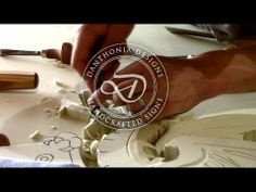 ▶ Danthonia Designs: Making a Handcrafted Sign - YouTube