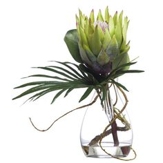 Like fine art, these botanicals will add elegance and grace to any room. Arranged by professional designers, these arrangements are so life-like it's hard to differentiate them from the real thing. Pe