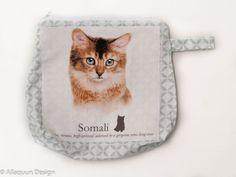 Somali, Design