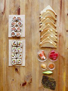 Skip: White Rice Sushi