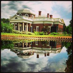 Monticello. By @Blair R C #loveva