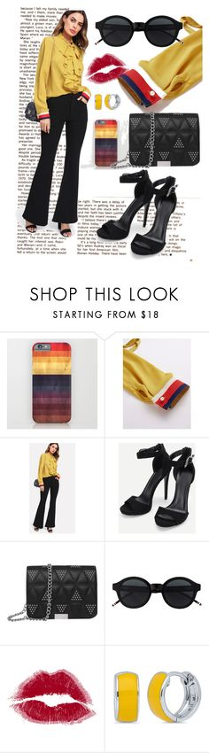 """lip"" by i-rusche on Polyvore featuring BERRICLE"