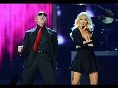Christina Aguilera - Feel this moment LIVE (ft Pitbull) at Billboard Music Awards 2013 HD - YouTube