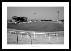 Wigan's Springfield Park Wigan Athletic, British Football, My Town, Past, English, Past Tense, Uk Football, English Language