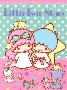 Sanrio LittleTwin Stars ♡