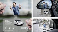 Guerilla Marketing Nissan