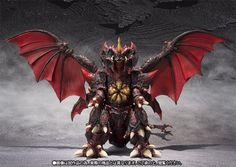 ToyzMag.com » S.H.MonsterArts Destoroyan Special Color Ver.