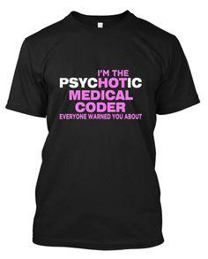 Hot Medical Coder – Teeholic