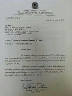 FENAPEF - Delegados da PF exigem tratamento 'chic' e deixam agentes revoltados