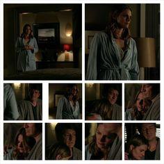 OMG this scene,  broke my heart. I cried.