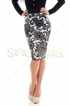 Fofy Unique Kingship DarkBlue Skirt