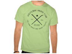 Shillelagh Hiking Club, Style is Basic T-Shirt, color is Lime Hiking Club, Irish Design, Club Style, Lime, Mens Tops, T Shirt, Color, Fashion, Supreme T Shirt