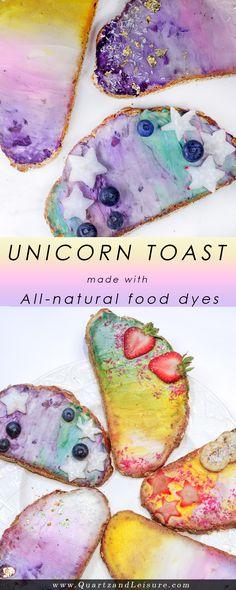 Unicorn Toast - Quartz & Leisure