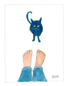 Pete the Cat | Pete at My Feet