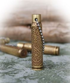 Etched bullet casing! I am doing this!!